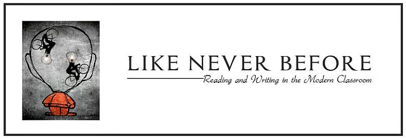 Like Never Before logo